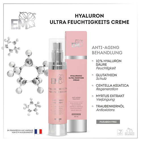Hyaluron Creme 50ml