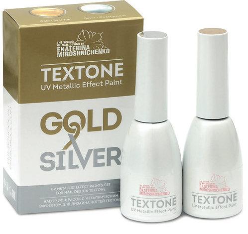 TEXTONE Gold&Silber Set