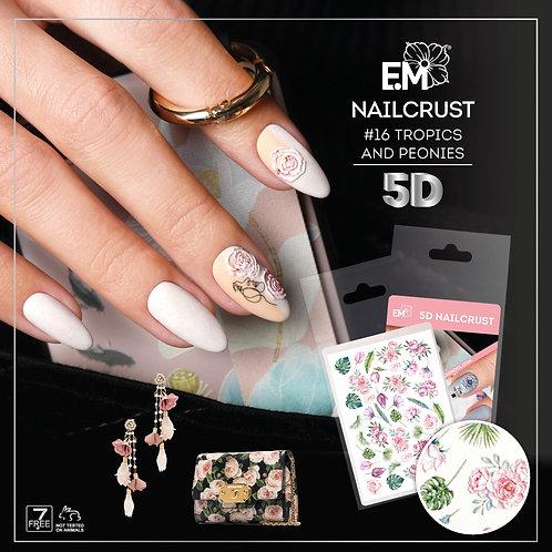 5D Nailcrust #16-20