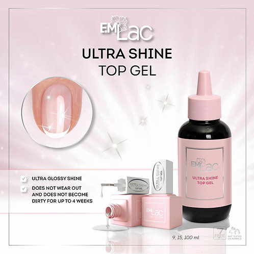 Ultra Shine Top Gel