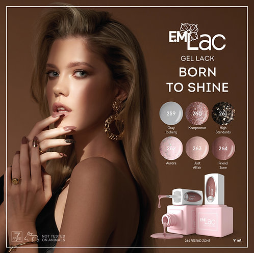 EmLac Born To Shine #259-264