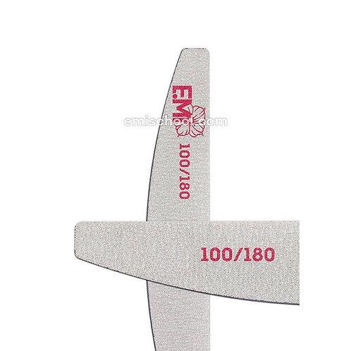 Nagelfeile Oval 100/180