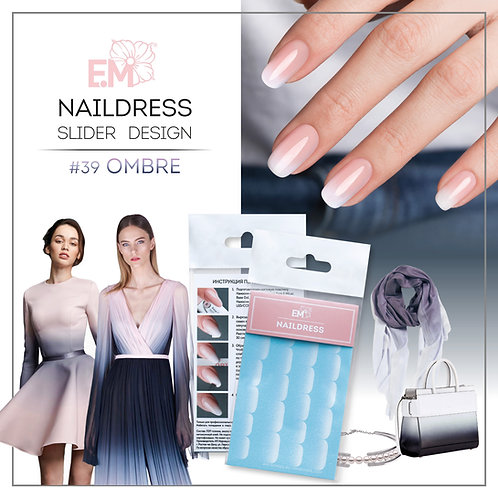 Naildress Ombre Slider #39-42