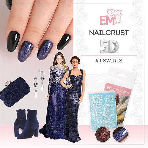 5D Nailcrust #1-3