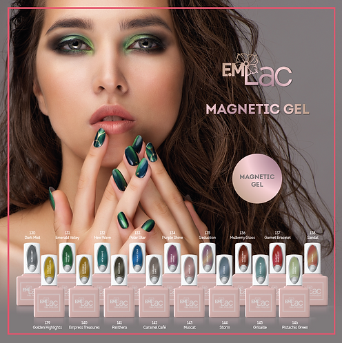 EmLac Magnetic Gel #130-146