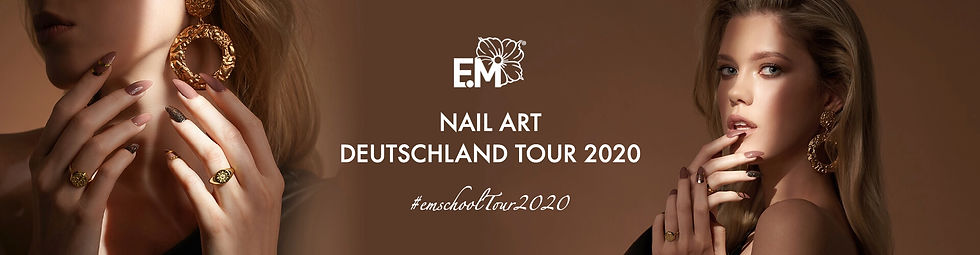 Nail Art Tour emischool