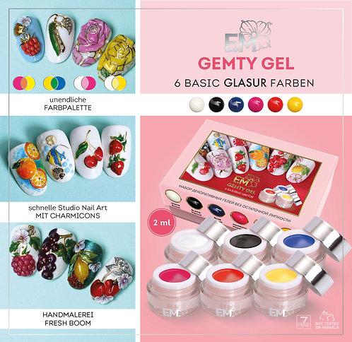 Gemty Gel Basic Set