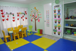 Mulberry Kids Toddler Room