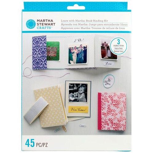 Book Binding Kit -Martha Stewart