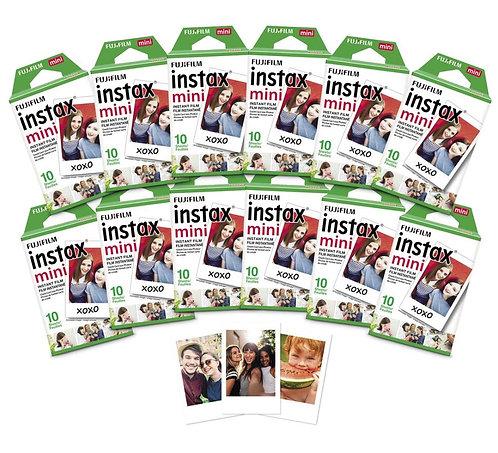 Fujifilm Instax Mini Instant Film -10 fotos