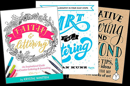 Hand Lettering And Art Kit