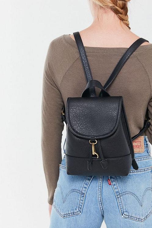Josie Mini Backpack- Black