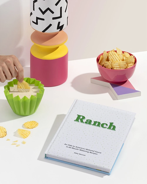 Ranch: An Ode to America's Beloved Sauce in 60 Mouth-Watering Recipes (Inglés)