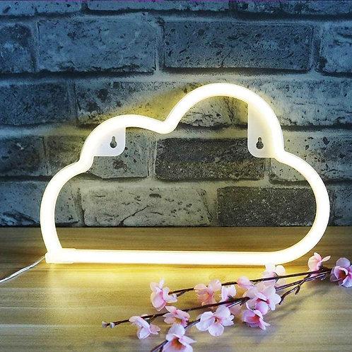 Luz Nocturna  - Nube