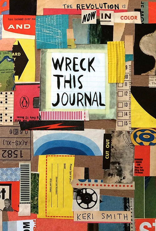 Wreck This Journal By Keri Smith (Ingles)