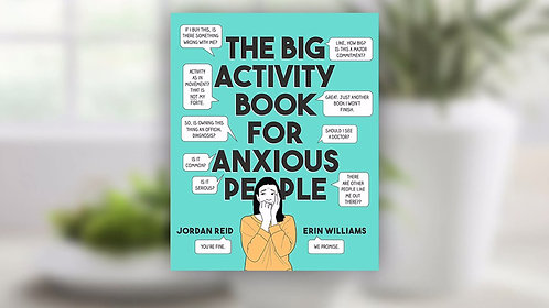 The Big Activity Group For Anxious People