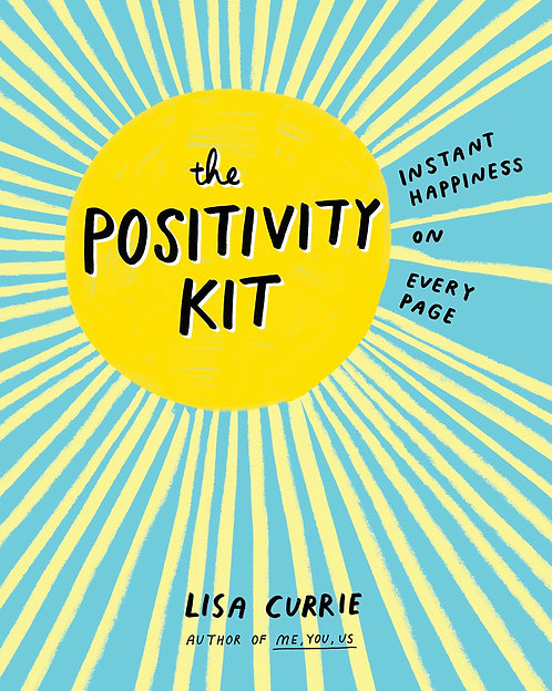 The Positivity Kit: Instant Happiness on Every Page (Inglés)
