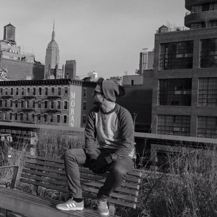 Christian Magritte en Nueva York