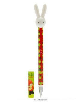 Poopi Loves - עט ארנב