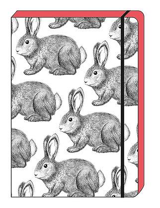 A5 מחברת ארנבים