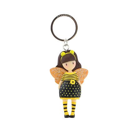 Bee-Loved - מחזיק מפתחות