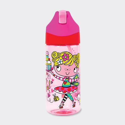 בקבוק שתייה עם קש - הפיה מרי