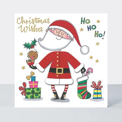 Christmas-Santa - כרטיס ברכה