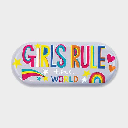 Girls Rule the World  - קופסה למשקפיים