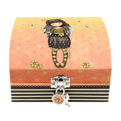 Bee Loved - קופסת תכשיטים