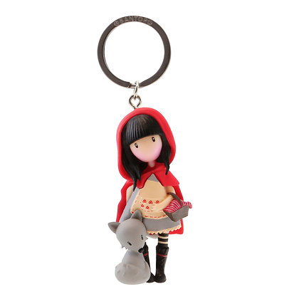 Little Red Riding Hood - מחזיק מפתחות