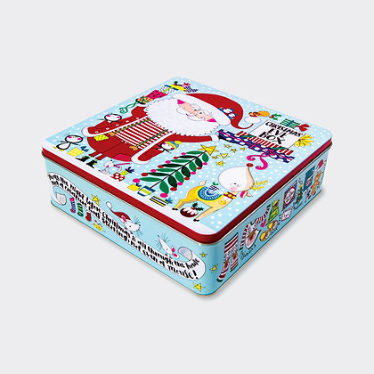 Christmas - קופסת פח