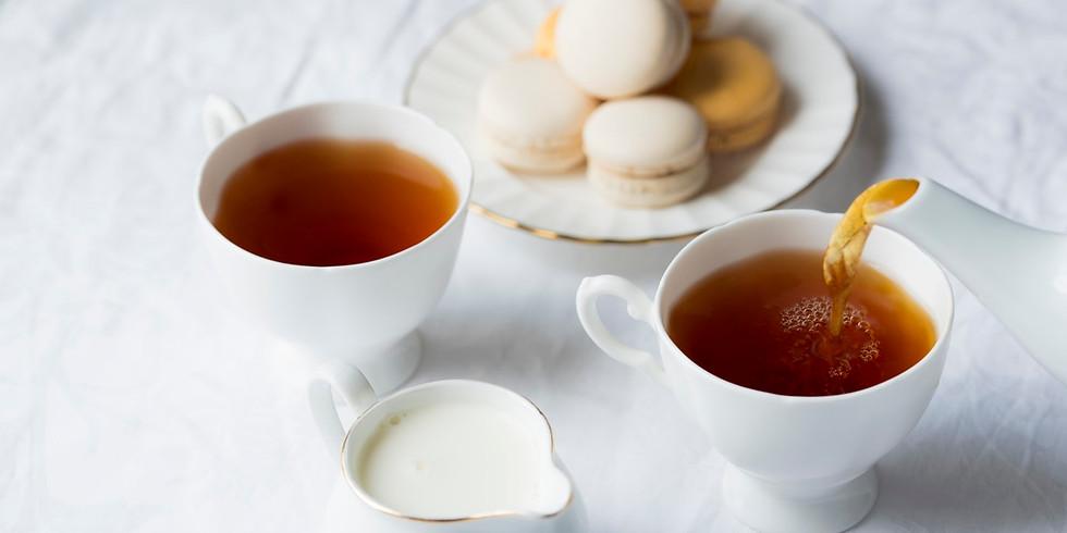 HBF Ladies Warming Up Winter Friendship Tea