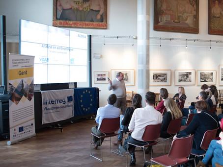 Partnermeeting in Gent