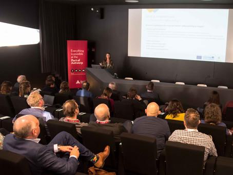 Interview met Elena Van den Broeck over de 21e eeuwse vaardigheden voor de havengebieden