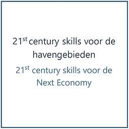 21st century skills voor de next economy
