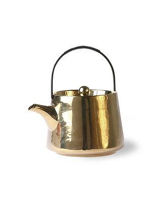 HKliving | theepot Goud