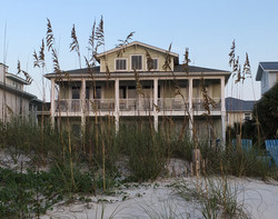 Photo of Beach Cottage on the sand dune