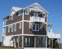 Photo of Dark Tan Beach Cottage