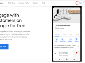 How to Share your Google My Business (GMB) Review Link with your Customers