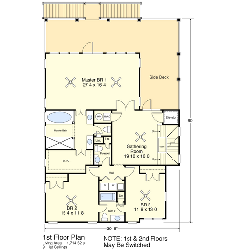 channel-watch-3887-first-floorpng