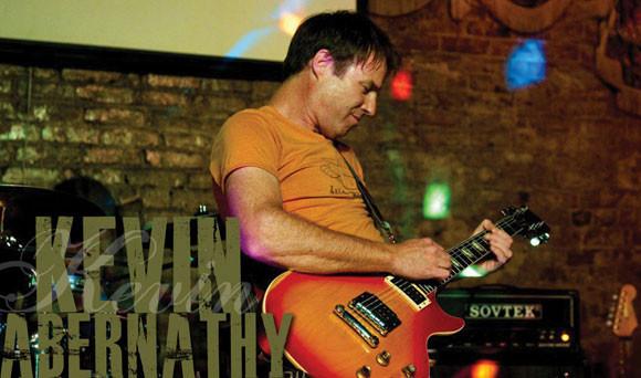Kevin Abernathy