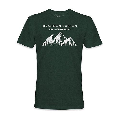 Brandon Fulson Real Appalachian T-Shirt