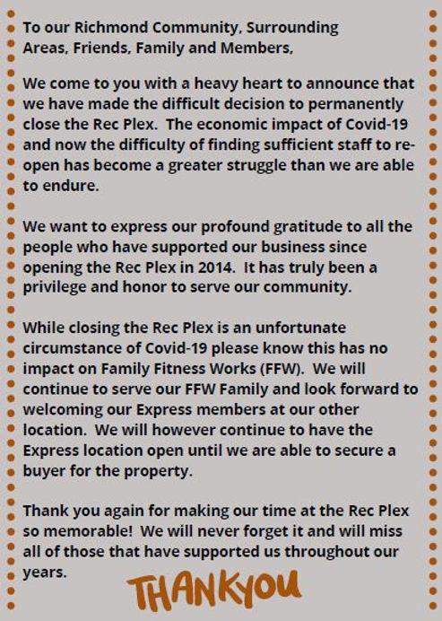 recplex closing.JPG