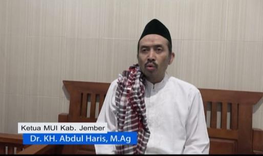 Ketua Umum MUI Kabupaten Jember Mengutuk Aksi Bom Bunuh Diri