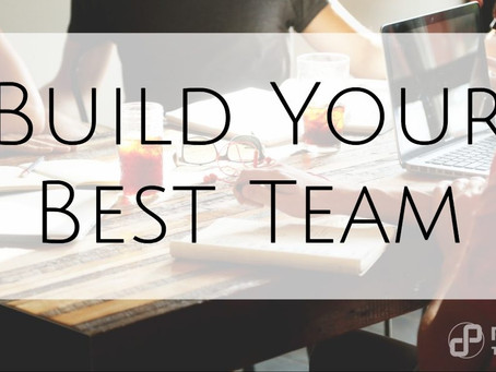 How to Build A TEAM of 'A' Players!