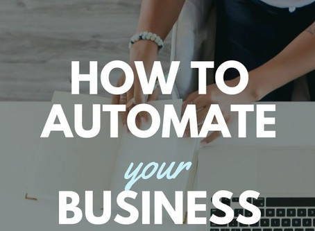 4 Ways to Automate Your Business for Scale/Profit!