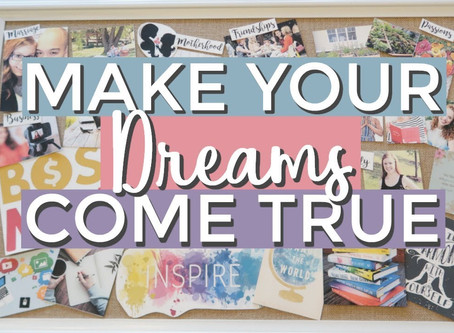 5 WAYS TO USE A VISION BOARD