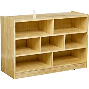 AmazonBasics Classroom Block Storage