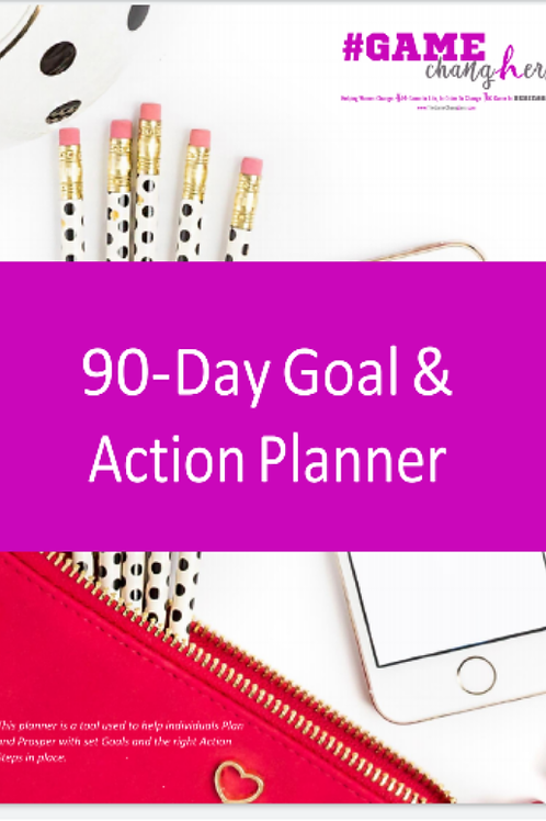 90 Day Goal/Action Planner for your Business