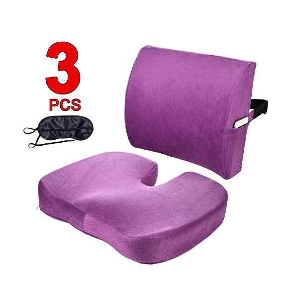 Qutool Orthopedic Memory Foam Seat